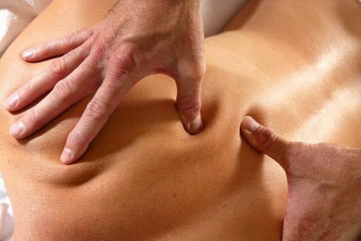 Общий массаж расширенный