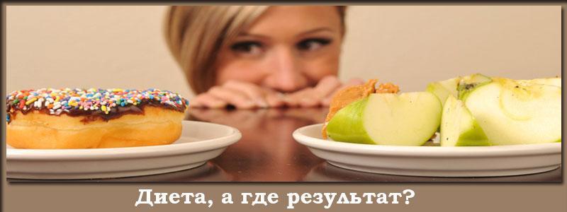 Почему диеты не работают?